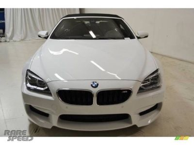 2014 BMW M6 Base (alpine white)