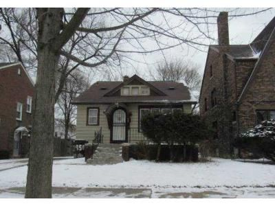 3 Bed 1 Bath Foreclosure Property in Detroit, MI 48224 - Bedford St