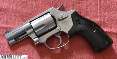 For Trade: Smith & Wesson Model 60-9 .357