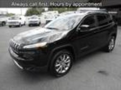 Used 2018 JEEP CHEROKEE For Sale