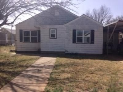 3 Bed 3 Bath Foreclosure Property in Lamesa, TX 79331 - N 12th St