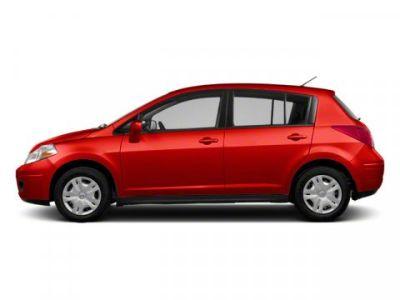 2010 Nissan Versa 1.8 SL (Red Alert)