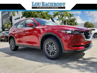 2018 Mazda CX-5 SPORT FWD (RED)