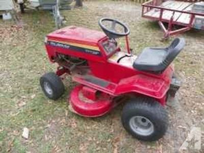 free removal of old non running riding lawn mowers