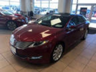 Pre-Owned 2015 Lincoln MKZ for sale.
