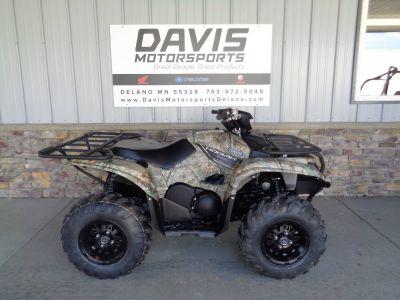 2018 Yamaha Kodiak 700 EPS Utility ATVs Delano, MN