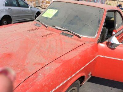 1971 Mazda RX-2