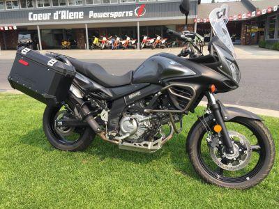 2014 Suzuki V-Strom 650 ABS Adventure Dual Purpose Motorcycles Coeur D Alene, ID