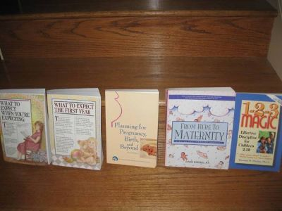 5 Popular Pregnancy Books -What to Expect when Expecting