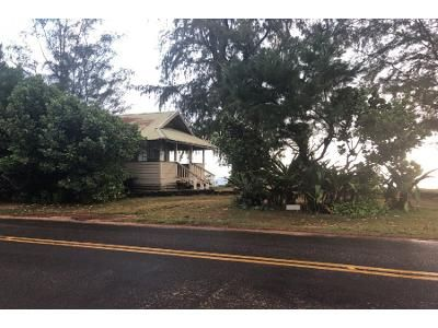 Preforeclosure Property in Hanalei, HI 96714 - Kuhio Hwy