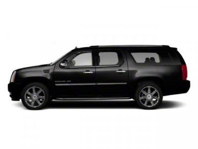 2013 Cadillac Escalade ESV Platinum Edition (Black Raven)