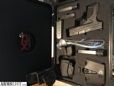 For Sale: Springfield XDS .45 3.3