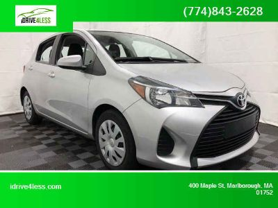 Used 2017 Toyota Yaris for sale