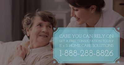 Professional Home Care Services at E&S