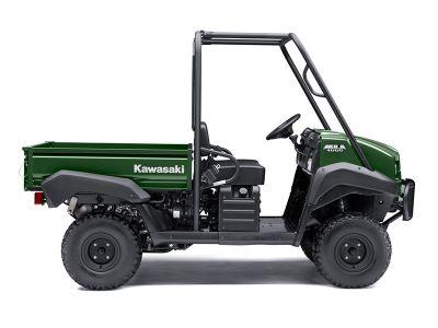 2018 Kawasaki Mule 4000 Side x Side Utility Vehicles Arlington, TX
