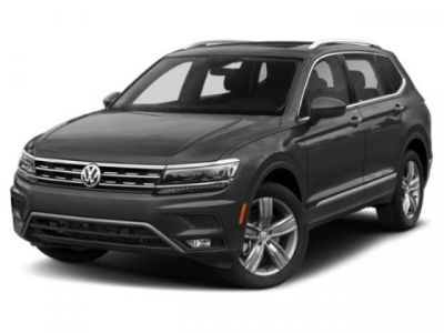 2019 Volkswagen Tiguan S (DEEP BLACK)