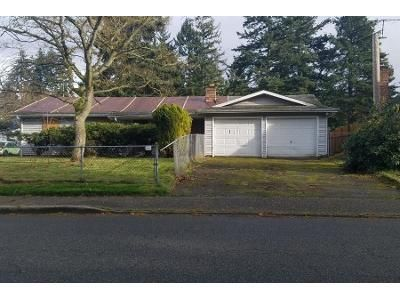 3 Bed 1 Bath Preforeclosure Property in Federal Way, WA 98003 - 20th Ave S