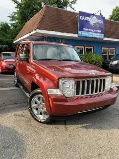 Used 2008 Jeep Liberty for sale