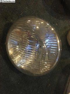 Used tested 6 volt sealed beam bulbs