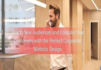 Excellent Corporate Website Design