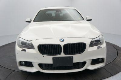 2012 BMW MDX 535i xDrive (Alpine White)