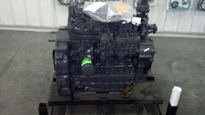 GEHL CTL85 NEW KUBOTA V3800TDI REPLACEMENT SPEC ENGINE SKID STEERS