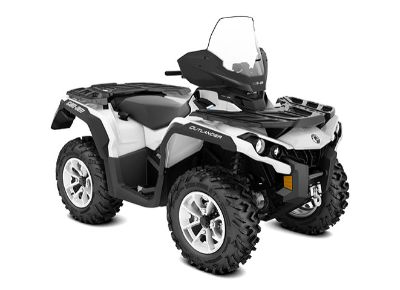 2018 Can-Am Outlander North Edition 650 Utility ATVs Leesville, LA
