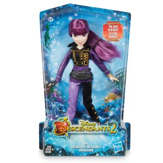 Descendants 2: Enchanted Sea - Mal Doll - New in Box