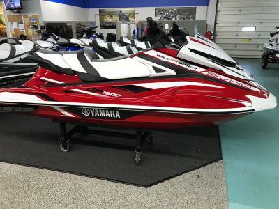 2018 Yamaha GP1800 3 Person Watercraft Coloma, MI