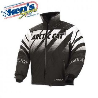 Buy ARCTIC CAT Men's White MOUNTAIN LIMITED Waterproof Snowmobile Jacket 5240-56_ motorcycle in Kaukauna, Wisconsin, United States, for US $129.99