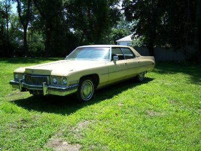 1973 Cadillac Deville 4 DR.