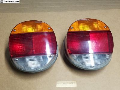 NOS 73-79 Right Beetle Thing Tail Light Assembly
