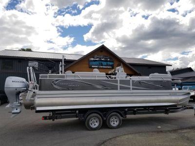 2019 Apex Qwest ANGLERQWEST824 Pontoon Boats Ponderay, ID