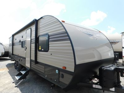 2019 Forest River Wildwood X-Lite 282QBXL