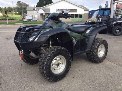 2011 Honda FourTrax Rincon Utility ATVs Jamestown, NY