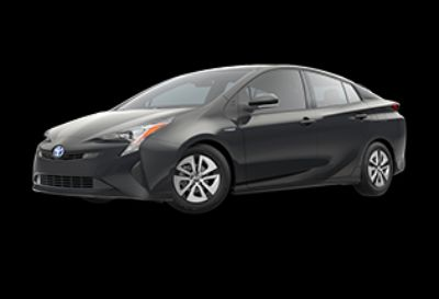2018 Toyota Prius Three (Magnetic Gray Metallic)
