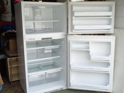 GE Top Mount Refrigerator
