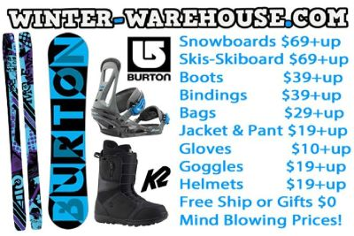 Snowboard,Skis Sale