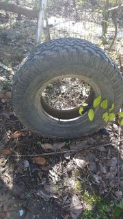 FREE used tire
