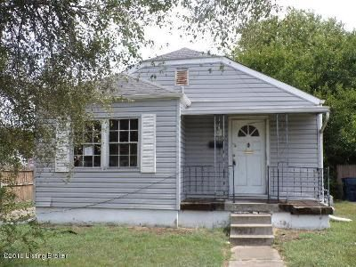 2 Bed 1 Bath Foreclosure Property in Louisville, KY 40216 - Hillview Ave