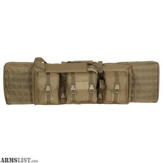 For Sale: Voodoo Tactical 46inch Padded Weapons Case, Coyote - Soft Gun Case