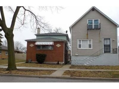 3 Bed 1.5 Bath Foreclosure Property in Broadview, IL 60155 - S 14th Ave