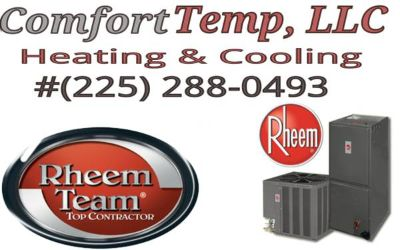 Air Conditioning  Heating Sales, Repair  Install