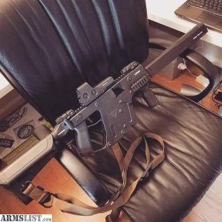 For Sale: Kriss vector Gen 2 9MM