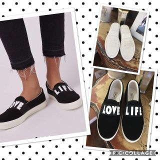 Nordstrom Topshop Love life sneakers size 39/ 8.5/9