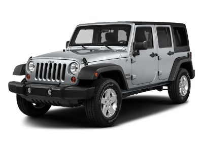 2017 Jeep Wrangler Unlimited Sport (Gray)