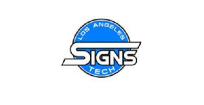 Los Angeles Signs Tech