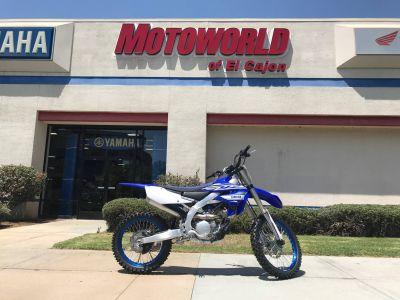 2019 Yamaha YZ250F Motocross Motorcycles EL Cajon, CA