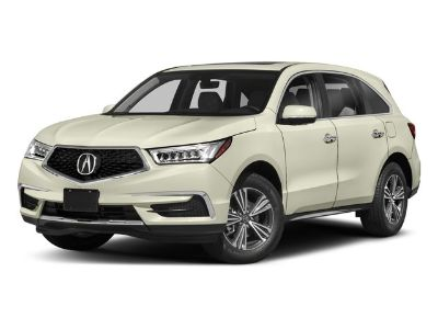2018 Acura MDX 3.5L (Diamond White Pearl)