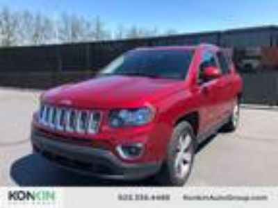 2016 Jeep Compass High Altitude 2.4L I4 172hp 165ft. lbs.